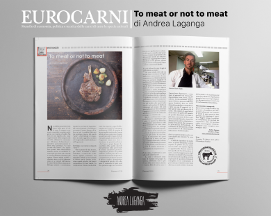 TO MEAT OR NOT TO MEAT: su EUROCARNI di settembre