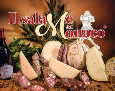 Macellerie d'Eccellenza Made in Italy: Il Salame del  Monaco